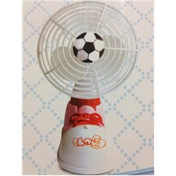 MINI VENTILATORE CON VENTOLA PER NOTEBOOK PC DA TAVOLO CALCIO