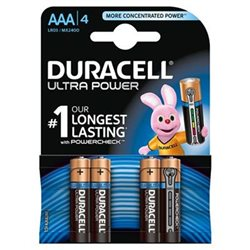 Duracell MX2400 LR03 Ultra Power ( AAA ) Blister 4pz. - 002692