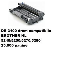 DR-3100 drum compatibile BROTHER HL 5240/5250/5270/5280 25.000 pagine