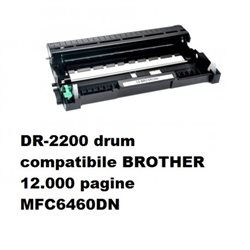 DR-2200 drum compatibile BROTHER 12.000 pagine MFC6460DN
