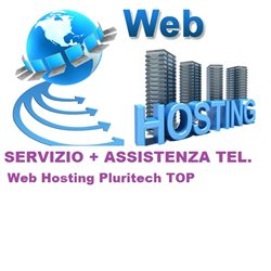 Web Hosting Pluritech TOP 2000 MB