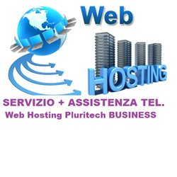 Web Hosting Pluritech BUSINESS 5000 MB
